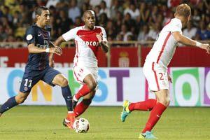 Le PSG s'incline 3 à 1 contre Monaco lors de la 3ème journée de Ligue 1 de la saison 2016-2017