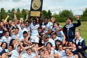 Racing 92 sacré champion de France 2016 de rugby à XV remporte la finale face au RC Toulon sur le score de 29 à 21